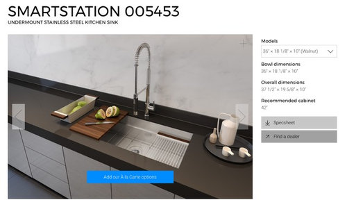 Julien sink smartstation reviews?