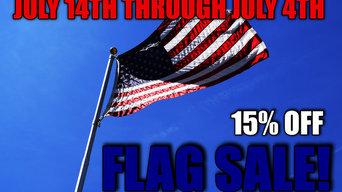 Flag Sale