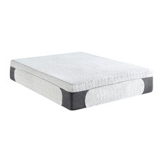 "Classic Brands LLC - Classic Brands Cool Gel Ultimate 14"" Plush Gel Memory Foam Mattress, Queen - Mattresses"