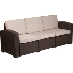Tropical Outdoor Sofas by GwG Outlet