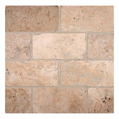 Tumbled Tuscany Classic Travertine Tile, Sample