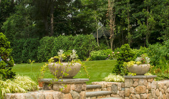 Landscape, Stairs & Retaining Wall
