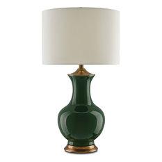 Lilou Table Lamp, Green