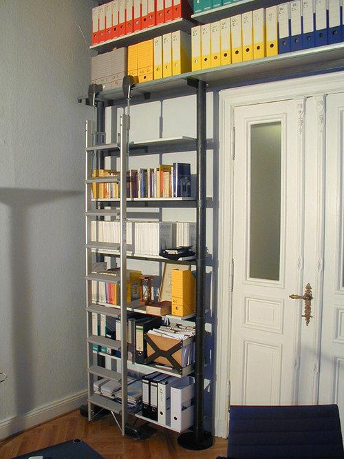 R5 Leiter - Bücherregale