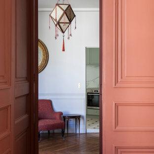 Inspiration för ett vintage hem