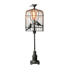 AHS Lighting Aviary Table Lamp