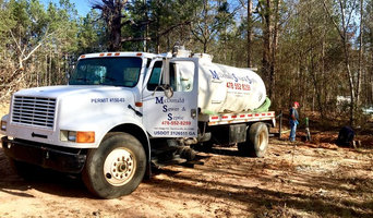 Septic Tanks & Systems