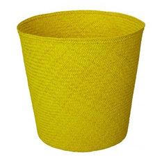 Papeleras Basket Yellow