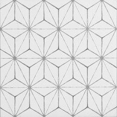"""FloorPops - Kikko Peel and Stick Floor Tiles, 24""""x60"""" - Wall and Floor Tile"""