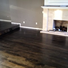 Minwax Espresso Oil Based Stain For Hardwood Floors