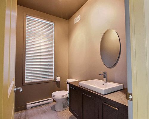 R alisations chez nos clients salle de bain bathroom - Salle de bain tropicale ...