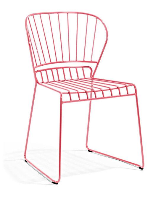 Resö Stol, Rosa - Spisebordsstole