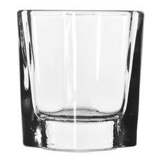 - Libbey Prism Shot 2 oz 59ml, Set of 6 - Shot Glasses