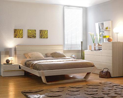 Muebles dormitorio matrimonio moderno shanon