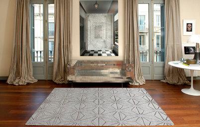 Artesanía y decoración: Las alfombras se renuevan