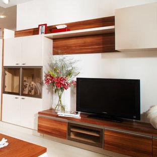 Example of a trendy home design design in Bengaluru