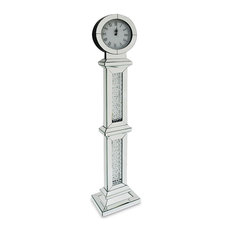AICO Montreal Standing Clock FS-MNTRL-5035