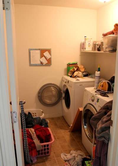 See An Amazing 400 Laundry Room Remodel For A Family Of 8