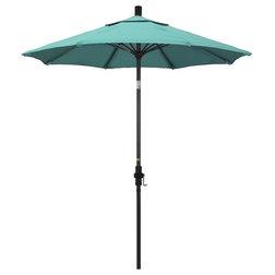 Contemporary Outdoor Umbrellas by VirVentures