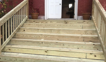 Church Steps Rebuild