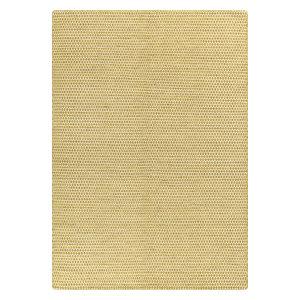 Mic-Mac Zigzag Rug, Mustard Yellow, 200x140 cm