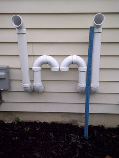Proper Spacing Of Pvc Piping From Furnace