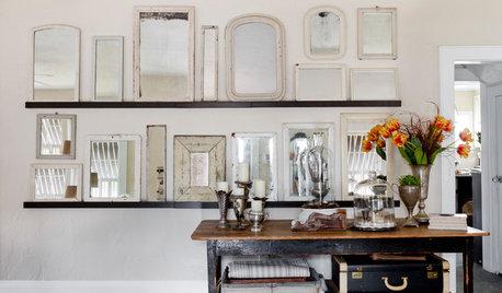 11 Tipps zur Wandgestaltung mit Spiegeln