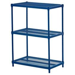 Contemporary Utility Shelves by DESIGN IDEAS