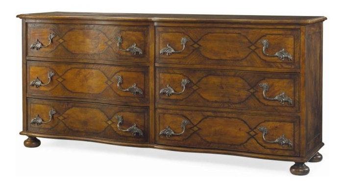 43H-207 Debourg Dresser