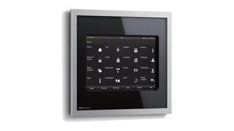 KNX Smart Home Digital Control Panel
