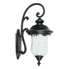 Yosemite Home Decor 4502SDIORB Exterior Wall Light