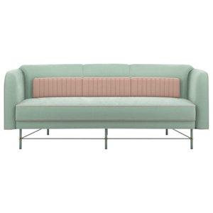 Natalie Velvet Sofa