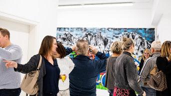 Neue Galerie Eröffnung