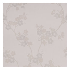 Most Popular Cherry Blossom Bathroom Wallpaper