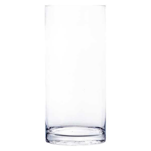 Cys Excelclear Tall Glass Cylinder Vase Centerpiece 4 X9 1 Piece Dailymail