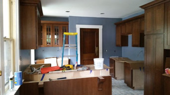 Old house kitchen remodel