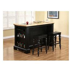 Powell Furniture - Powell Pennfield Kitchen Island 318-416 - Kitchen Islands and Kitchen Carts