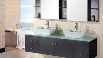 Wall Mounted Vanity