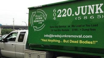 Dumpster Bin Rentals