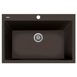 Contemporary Kitchen Sinks by AGM Home Store, LLC