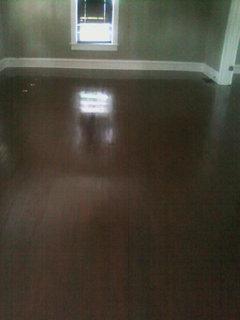 Beautiful Wood Floors Need Help