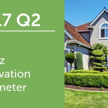 2017 Q2 U.S. Houzz Renovation Barometer