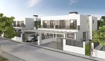 3D promoción de viviendas El Plantío