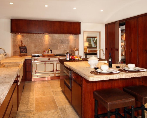 Kitchens Projects - Wall And Floor Tile