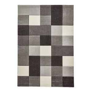 Brooklyn 646 Rug, Grey, 160x220 cm