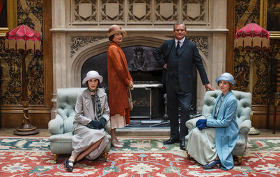 Downton Abbey Comes to the Big Apple