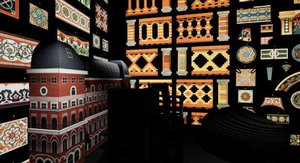 Expo RIBA: Arquitectura aventuras in Mass Media