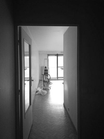 Avant/Aprs : L'appartement grec