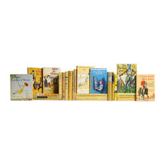 20-Piece Sunshine Kids Book Set for Boys and Girls
