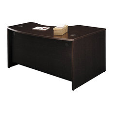 Bush Business Furniture Bbf Series C 60w X 4 Lh L Bow Desk S